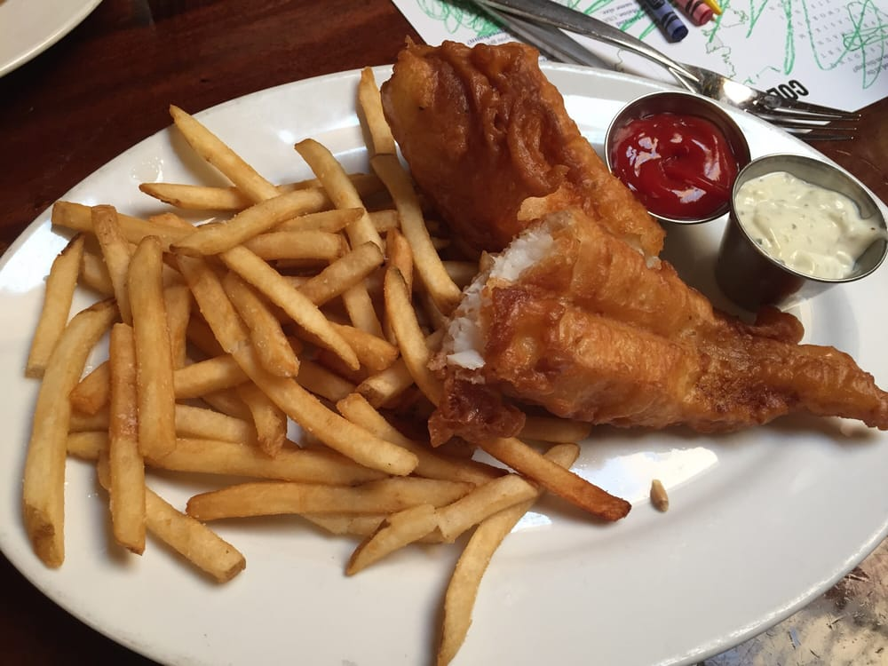 Fish and chips - Yelp
