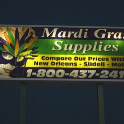 Photo Of Mardi Gras Supplies Gulfport Ms United States