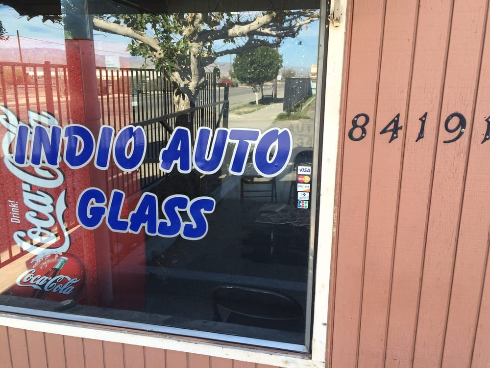 Indio Auto Glass: 84191 Indio Blvd, Indio, CA