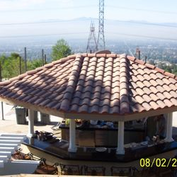 Photo Of Baker Roofing Menifee Ca United States Small Tile Job