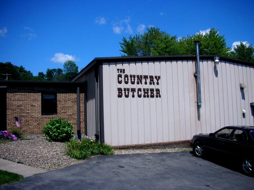 The Country Butcher: 8791 Shiloh Rd, Woodland, PA