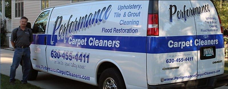 Performance Carpet Cleaners: 105 Mohawk Dr, Clarendon Hills, IL
