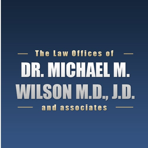 The Law Offices of Michael M. Wilson, MD, JD and Associates: 2200 Pennsylvania Ave NW, Washington, DC, DC