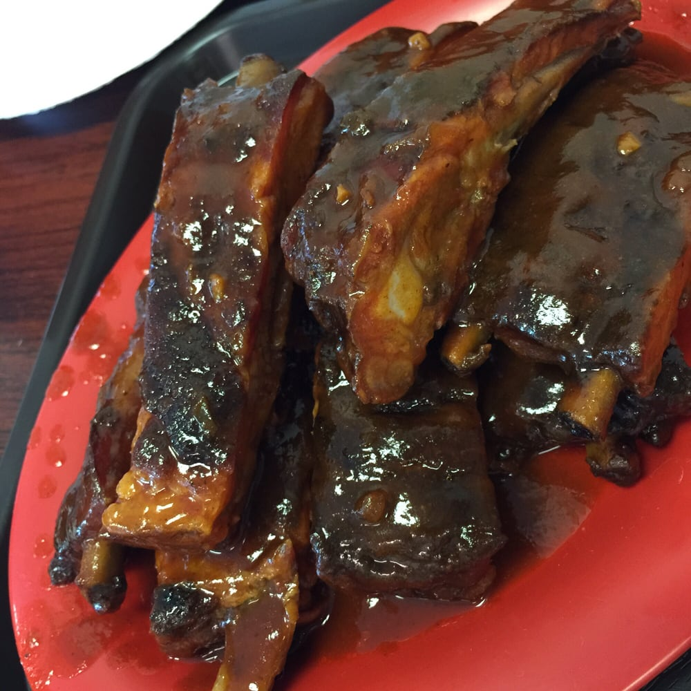 how to cook a rack of ribs on the grill