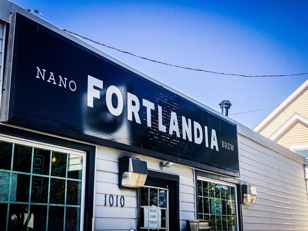 Fortlandia Brewing Company: 1010 Spring St, Fort Wayne, IN