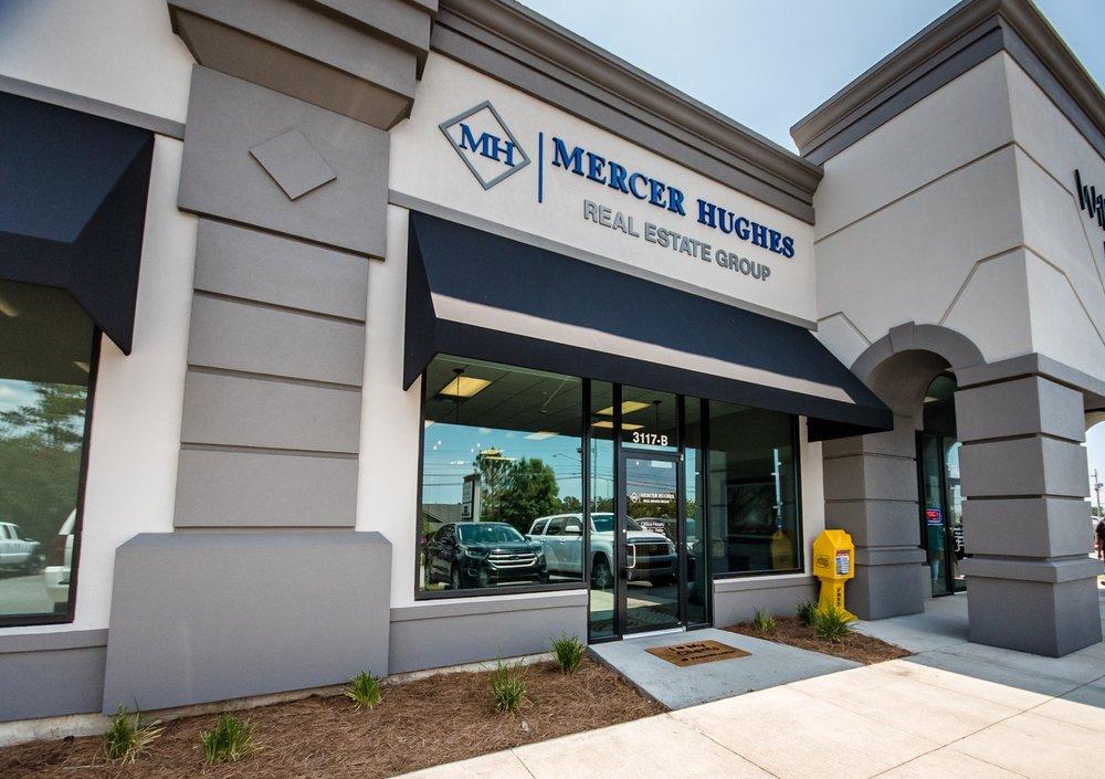 Mercer Hughes Real Estate Group: 3117 N Oak St Extension, Valdosta, GA