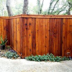 Photo Of Apache Painting San Antonio Tx United States Fence Staining