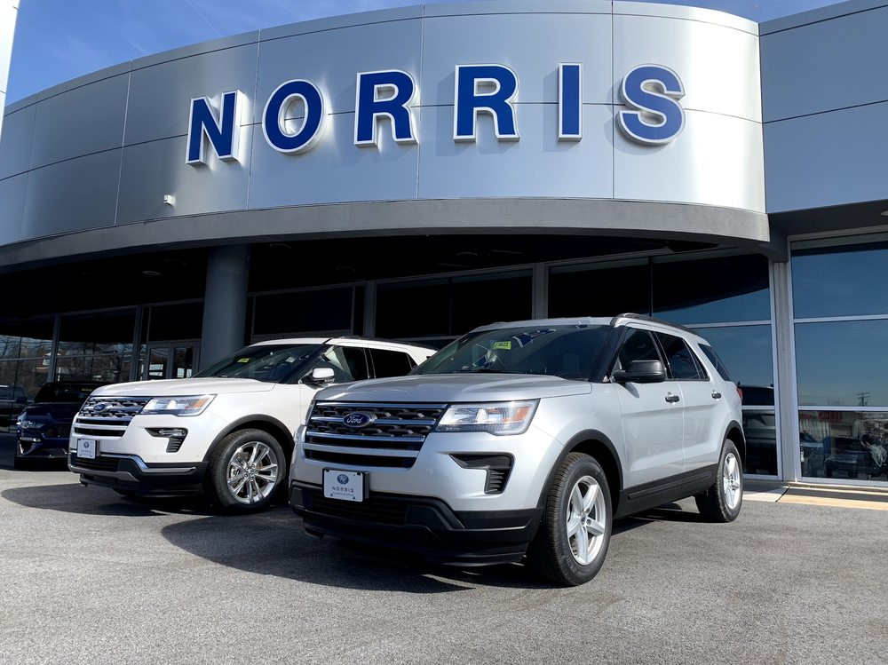 Norris Ford