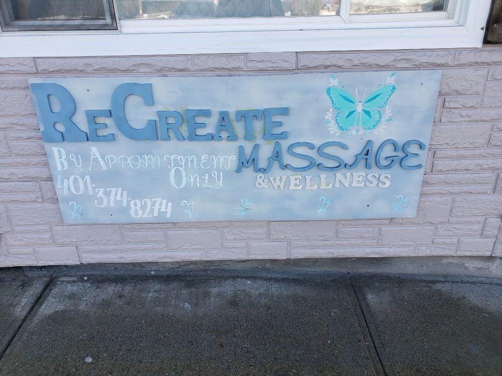 Recreate Massage: 999 Cass Ave, Woonsocket, RI