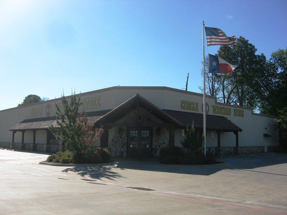 Circle E Western Store: 220 Shannon Rd W, Sulphur Springs, TX
