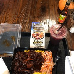 Photo Of Caribbean Starr Restaurant New York Ny United States Oxtails Rice