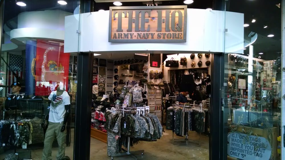 HQ Army-Navy Store: 2032 Town Center Dr, Montebello, CA
