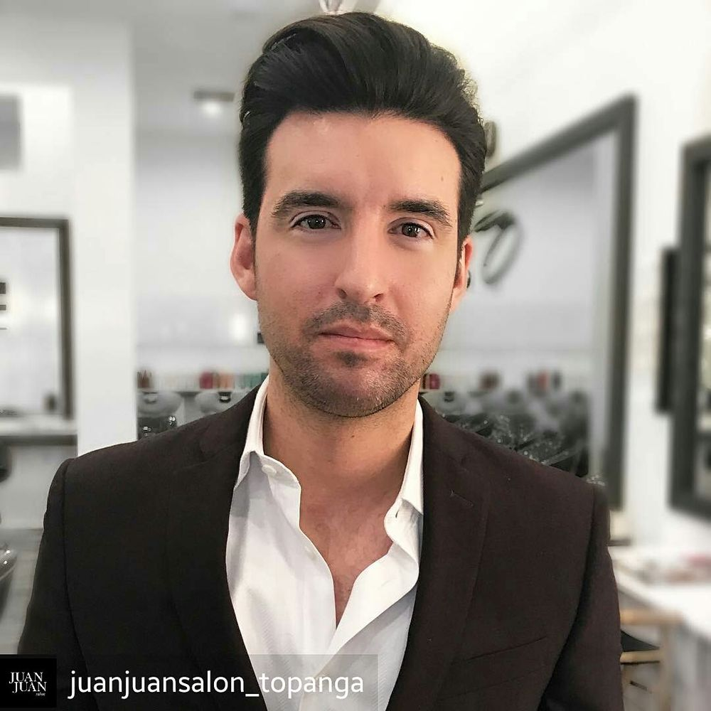 Haircut And Style By Cesar Menshaircut Haircut Yelp