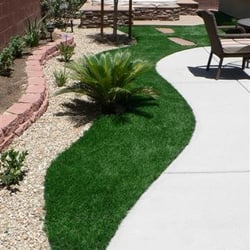Beautiful Photo Of Green Living Services   Las Vegas, NV, United States. Back Yard