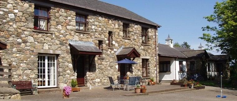 Kionslieu farm cottages case appartamenti per vacanze for Piani casa isola cottage