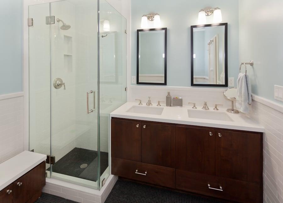 Bathroom remodel la 90068 yelp for Bathroom remodel yelp