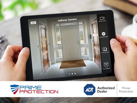 Prime Protection-ADT Authorized Dealer: 14460 Bruce B Downs, Tampa, FL