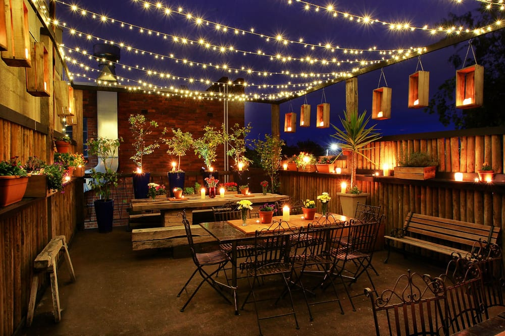 Ching n cantina y taqueria 12 photos mexican restaurants richmond richmond victoria - Rooftop terrace beautiful and fresh rooftop decorating ideas ...