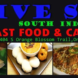 Five Star South Indian Food Catering