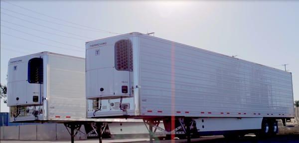 TEC Equipment [14500 - 14626] Randall Ave Fontana, CA Truck