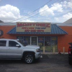 Martinez Tire Shop Tires 13034 Nacogdoches Rd San Antonio Tx