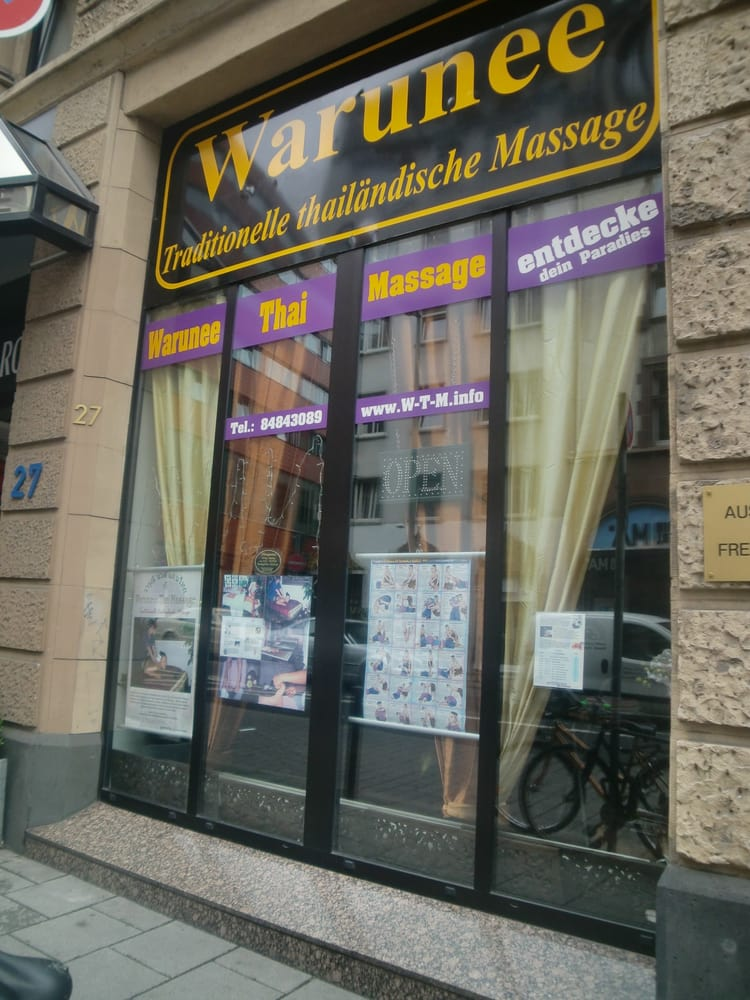 Thai massage hessen