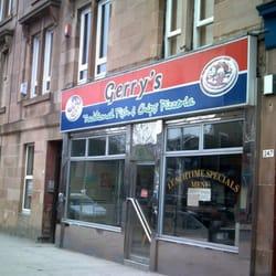 Battlefield Fast Food Glasgow