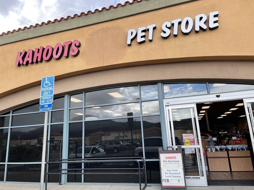Kahoots Pet Store: 2895-A Jamacha Rd, El Cajon, CA
