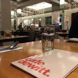 Photo Of Cafe Dewitt Ithaca Ny United States