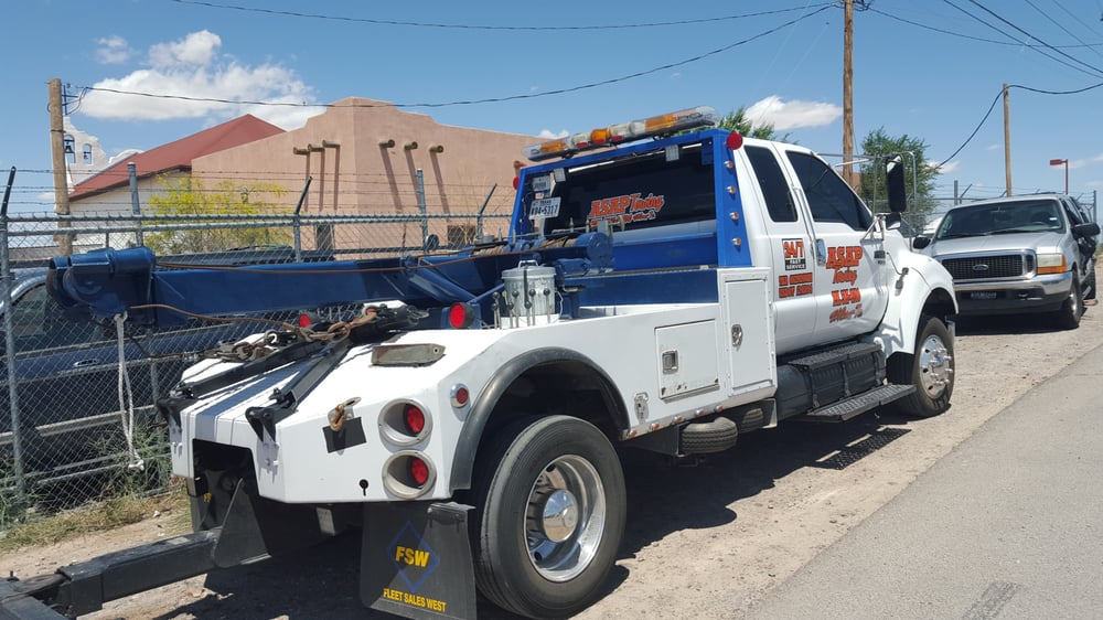 Tow Truck El Paso Tx >> Asap Towing Auto Repair 7008 Cochise Ln El Paso Tx