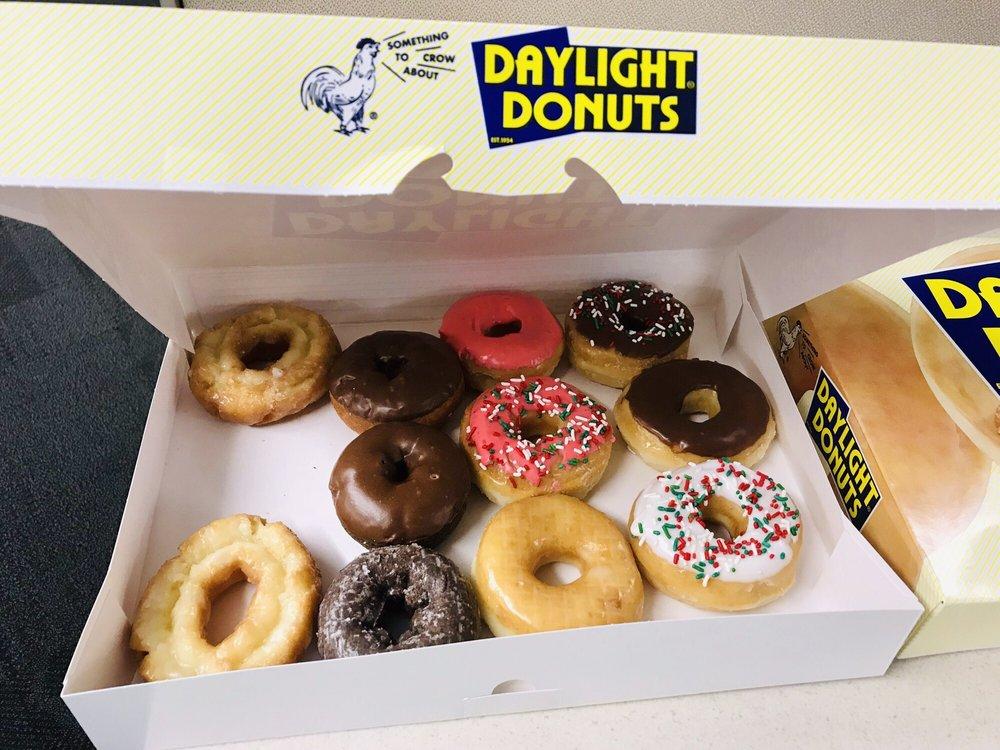 Daylight Donuts: 4200 Aero Dr, Mason, OH