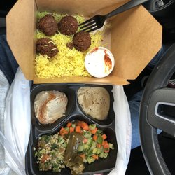 Photo Of Mediterranean Cafe Colorado Springs Co United States Vegetarian Plate