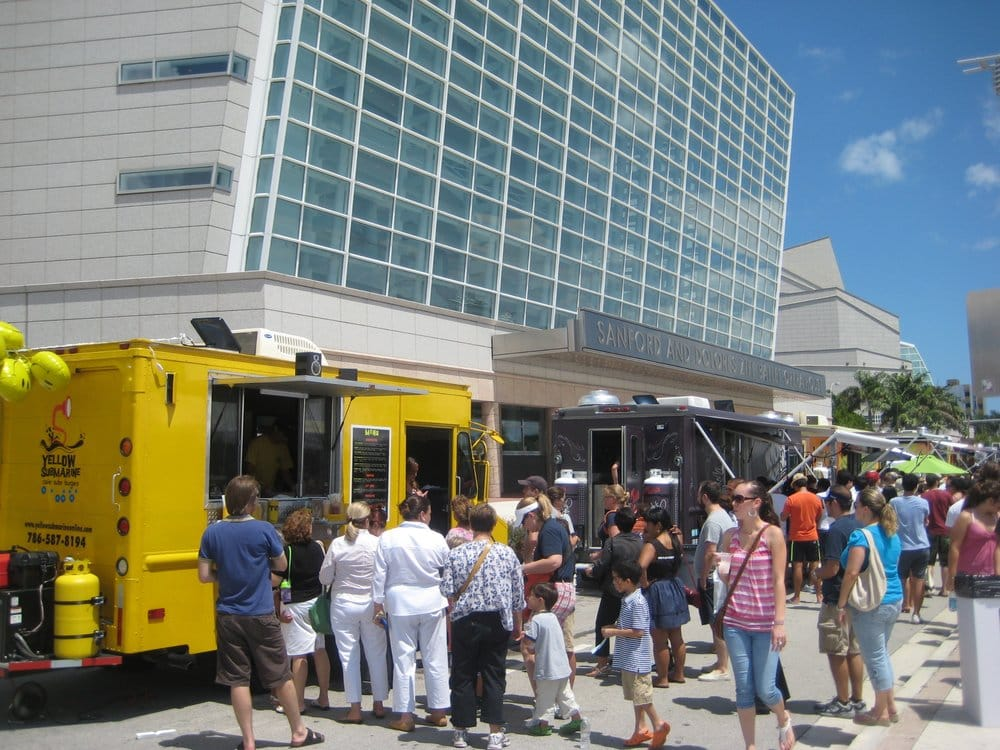 Fall for the Arts Festival & Street Food Event