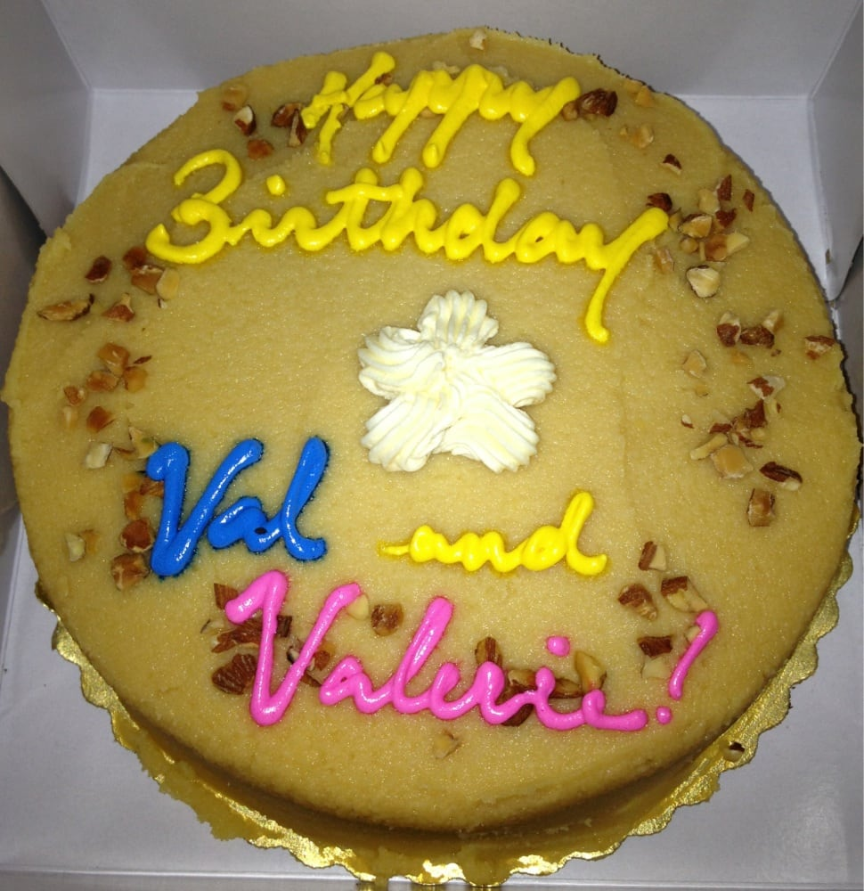 Photo Of Liliha Bakery Honolulu Hi United States Banana Royale Cake Jpg 970x1000 Best Birthday