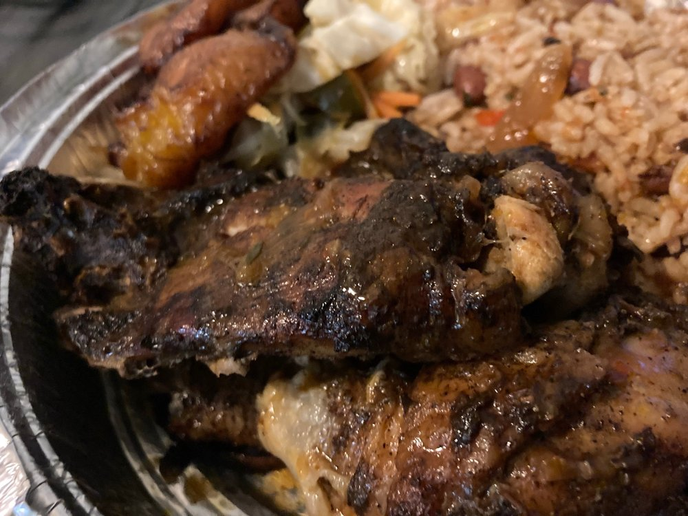 D & S Caribbean Kitchen: 31 W Union Blvd, Bethlehem, PA