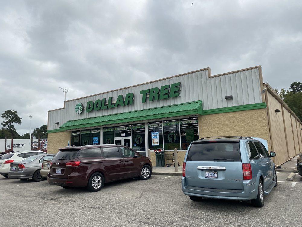 Dollar Tree: 100 W Jones St, Kenly, NC