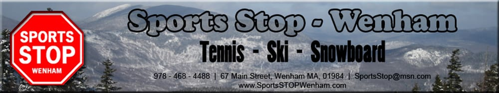 Social Spots from Sports Stop