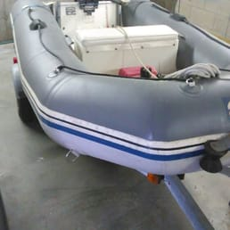 Inflatable Boat Repair Rhode Island