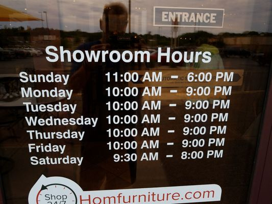 HOM Furniture 17055 Kenyon Ave Lakeville, MN General Merchandise Retail    MapQuest