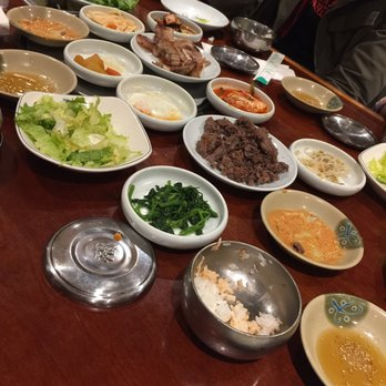Woomi Garden CLOSED 159 Photos 236 Reviews Korean 2423 Hickerso