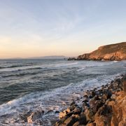 Sunset At Rockaway Beach Photo Of Pacifica Ca United States
