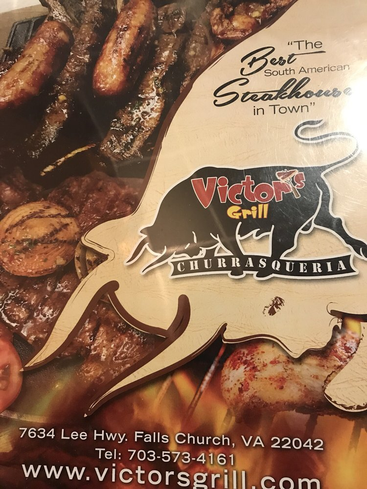 Victor's Grill: 7634 Lee Hwy, Falls Church, VA