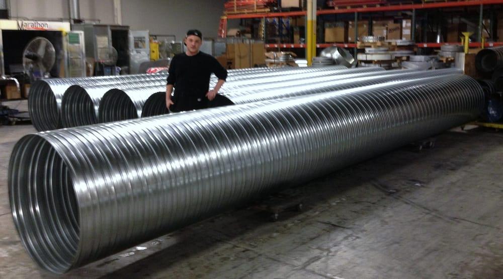 Sheet Metal Werks 19 Photos Heating Amp Air Conditioning