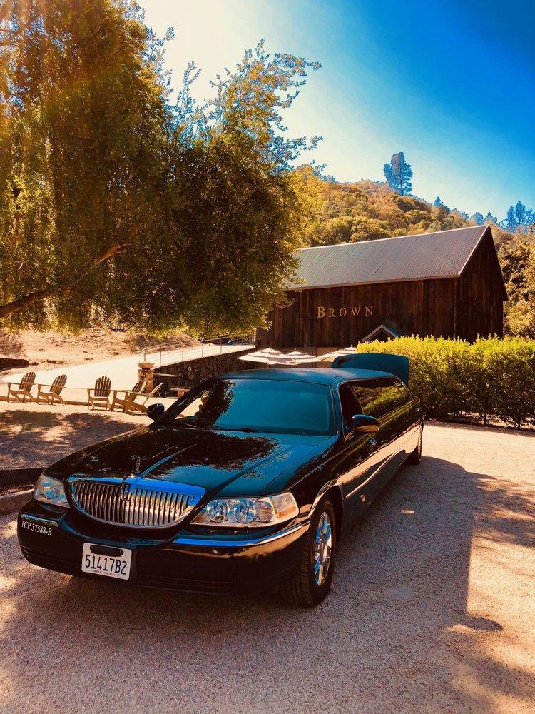 Famous City Limousine: 1110 Hillside Blvd, Colma, CA