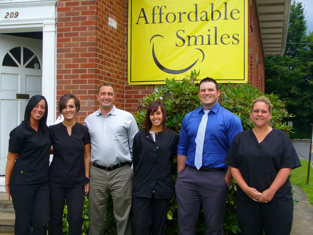 Affordable Smiles: 209 N Center St, Corry, PA
