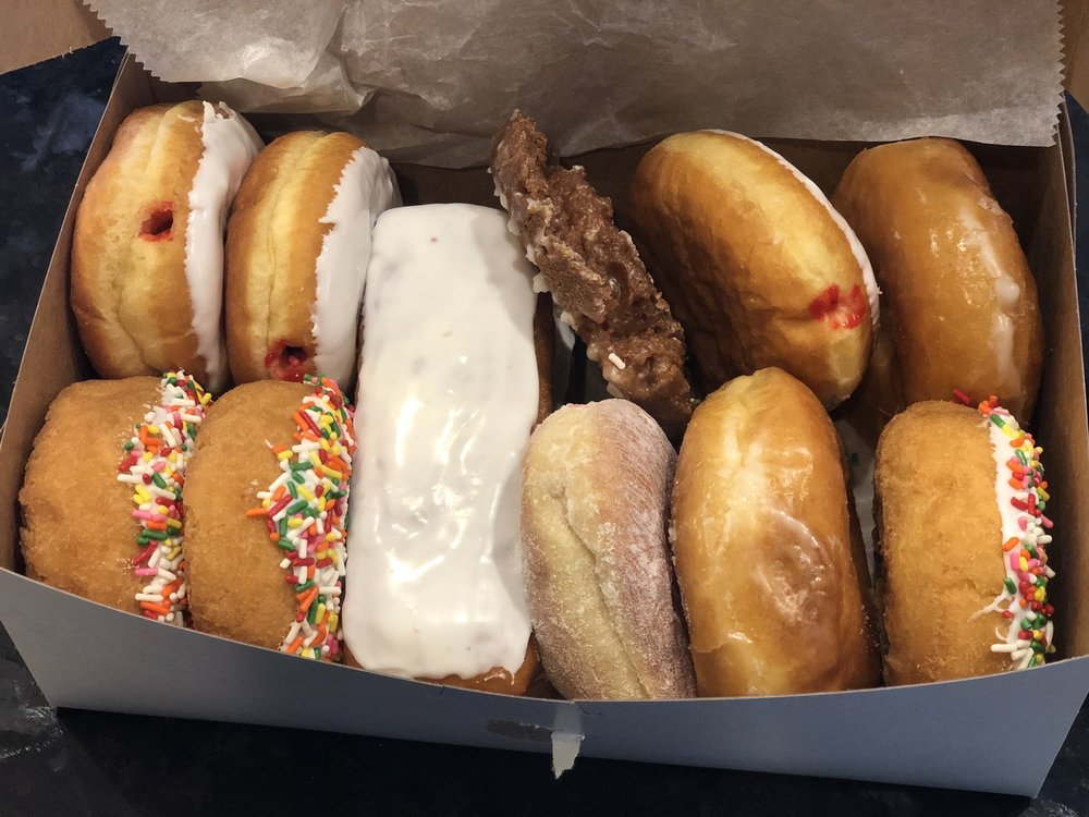 The Donut Shop: 1143 E 9th St, Lockport, IL