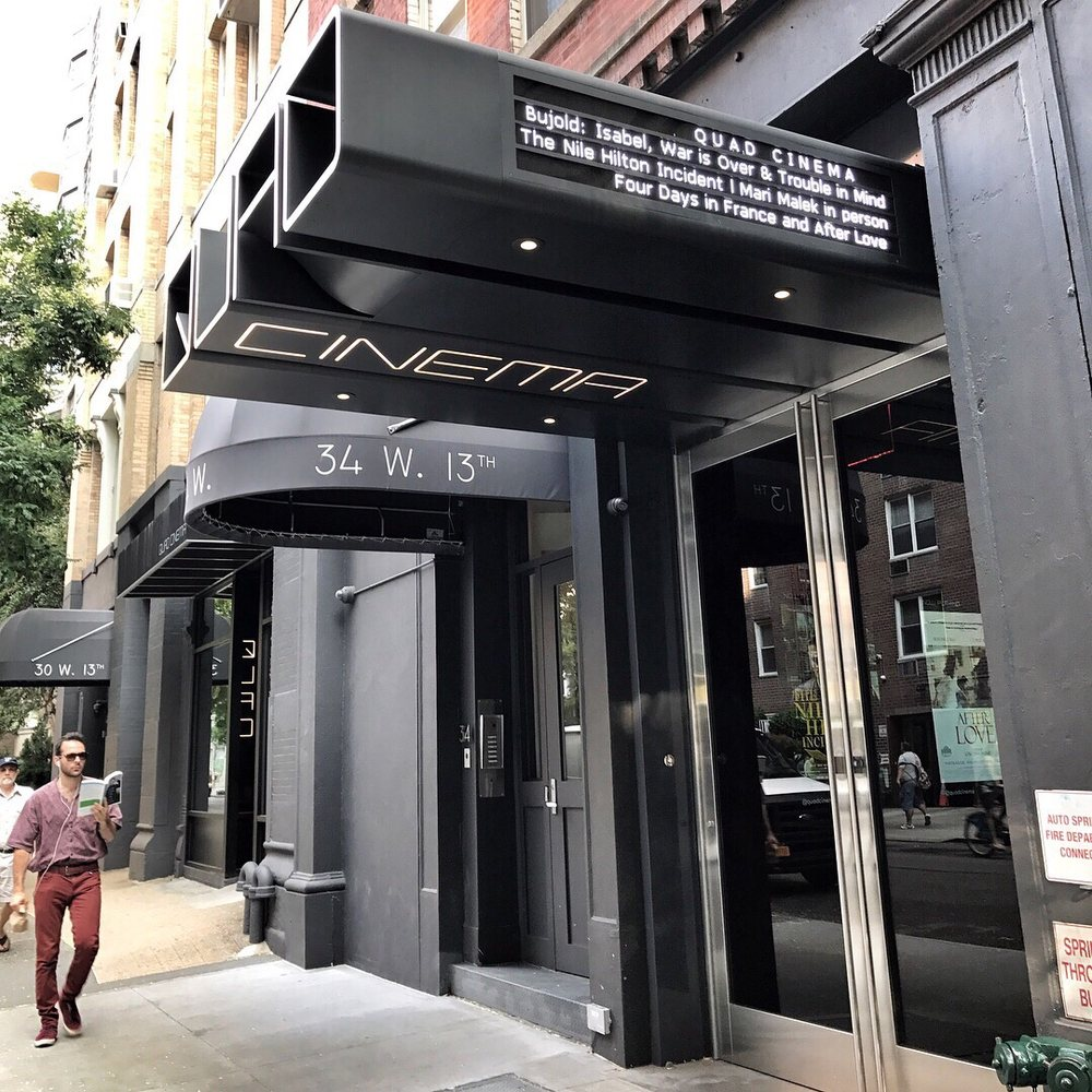 Quad Cinema: 34 W 13th St, New York, NY