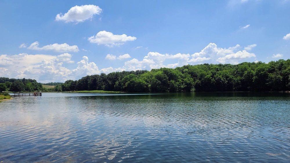 Dunlap Creek Lake: Stoney Point Rd, Menallen Township, PA