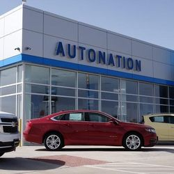 Photo Of AutoNation Chevrolet West Amarillo   Amarillo, TX, United States.  AutoNation Chevrolet