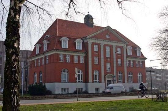 Siemens gewerbliche dienstleistung werner v siemens for Siemens platz